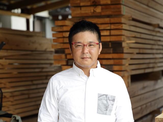 東田工務店の代表者写真